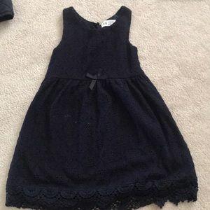 H&M cute blue dress